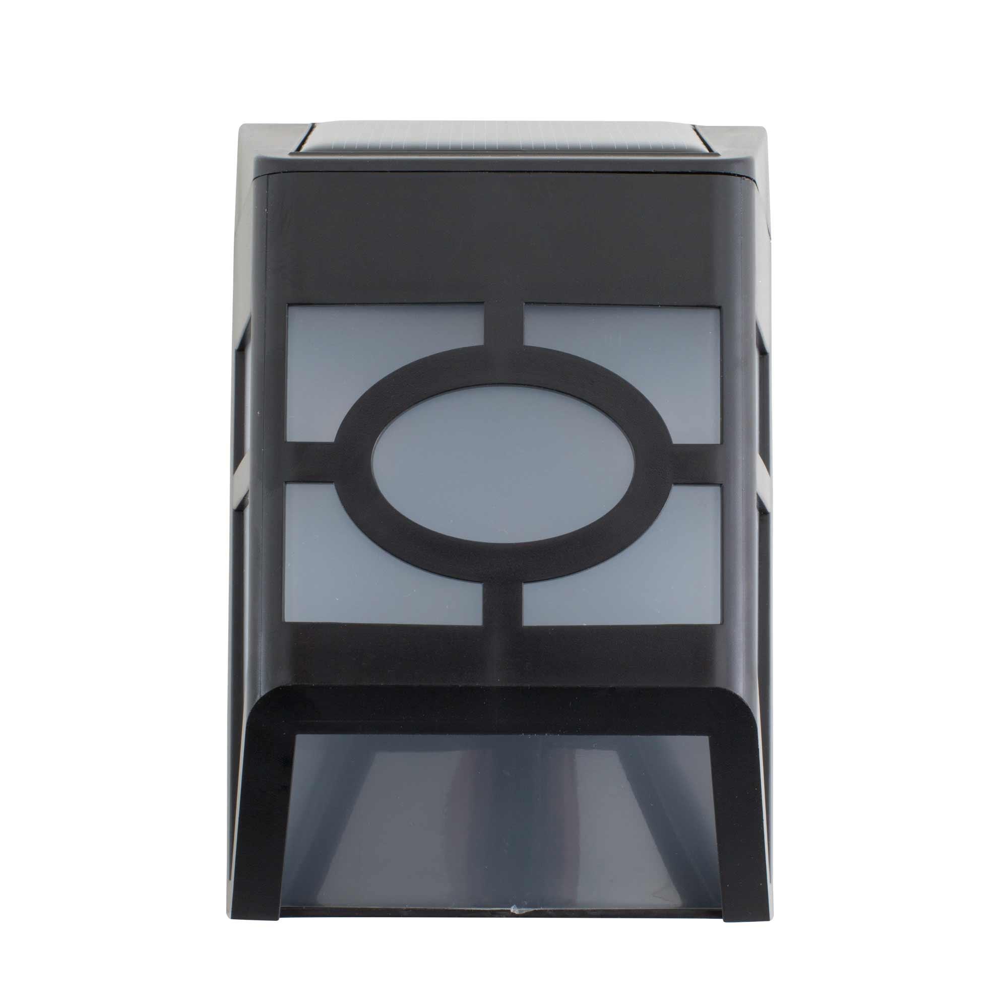 Applique mural led solaire a detecteur de mouvement l500 for Applique murale exterieur avec detecteur de mouvement solaire