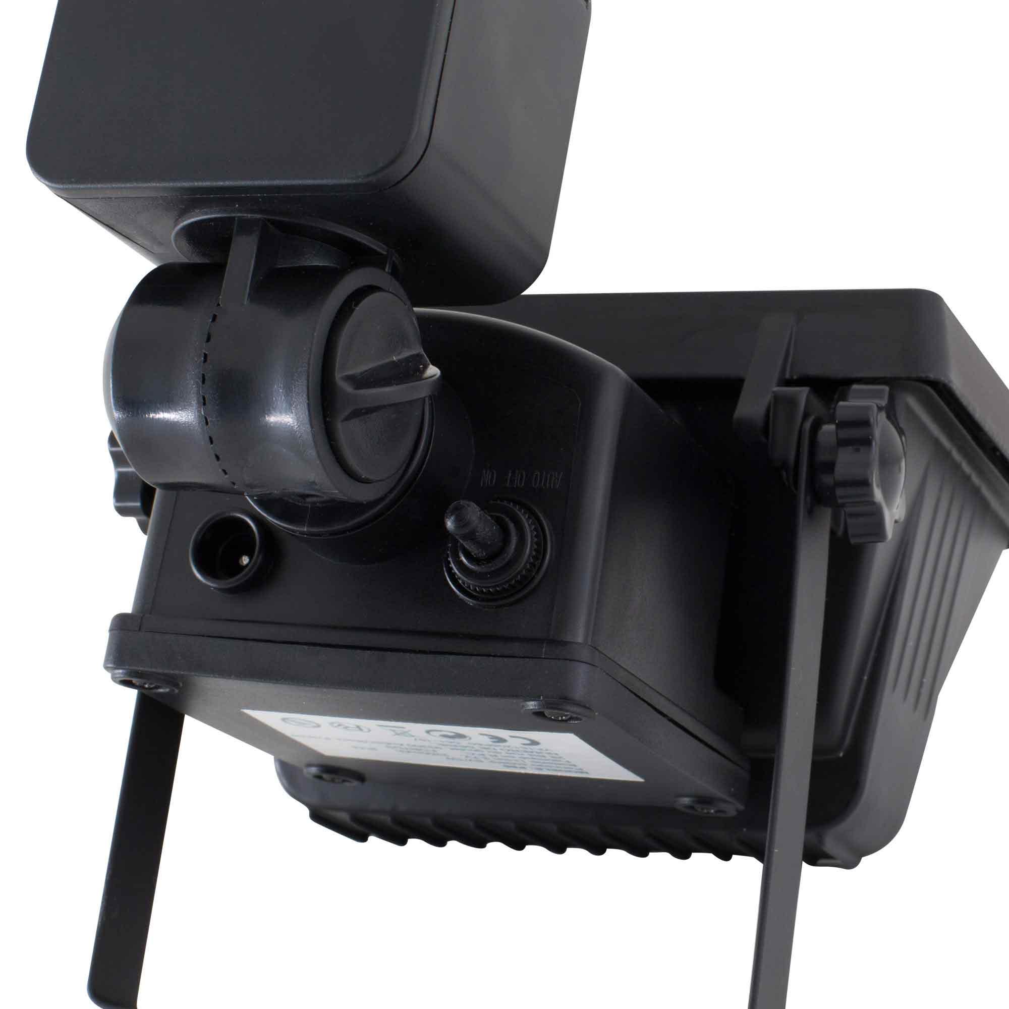 projecteur solaire 60 leds avec d tecteur de mouvement p60 de beesolar. Black Bedroom Furniture Sets. Home Design Ideas
