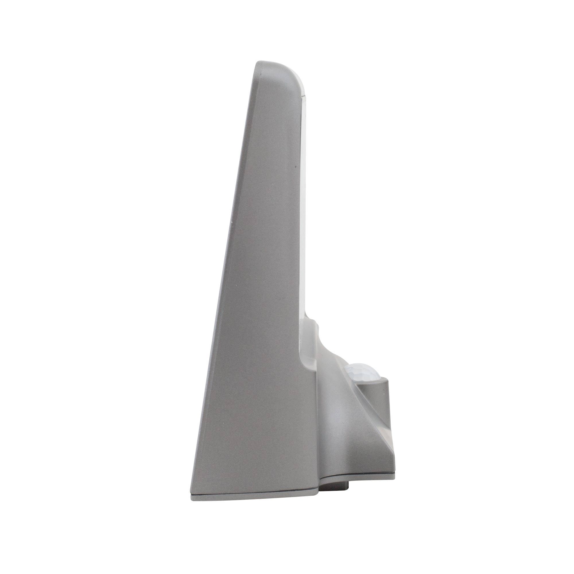applique solaire avec detecteur de mouvement b1500 grey. Black Bedroom Furniture Sets. Home Design Ideas